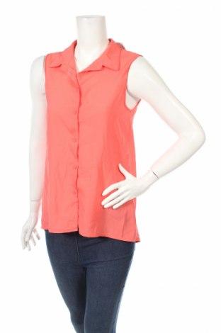 Дамска риза Zebra, Размер M, Цвят Розов, Полиестер, Цена 4,50лв.