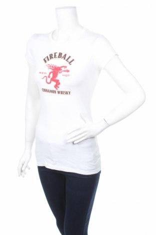 Dámske tričko Alstyle Apparel, Veľkosť S, Farba Biela, 100% bavlna, Cena  3,86€