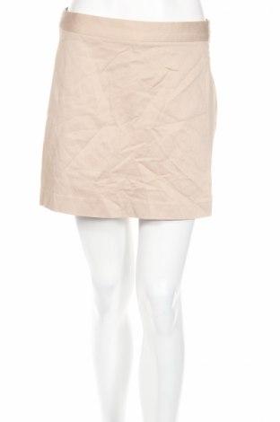 Γυναικείο κοντό παντελόνι Boston Proper, Μέγεθος M, Χρώμα  Μπέζ, 96% βαμβάκι, 4% ελαστάνη, Τιμή 11,88€