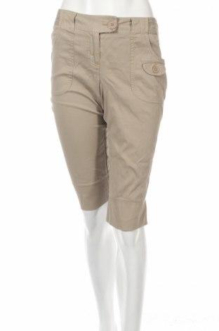 Дамски къс панталон Loft By Ann Taylor, Размер XS, Цвят Бежов, 98% памук, 2% еластан, Цена 11,96лв.