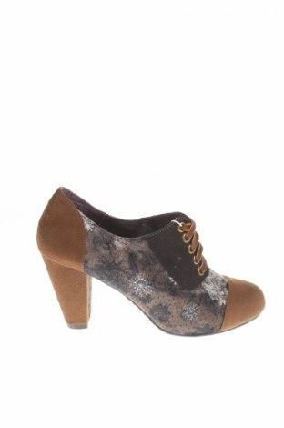 Dámské boty  Desigual, Rozměr 37, Barva Vícebarevná, Textile , Cena  758,00Kč