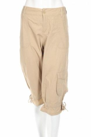 Дамски панталон A.N.A., Размер M, Цвят Бежов, 98% памук, 2% еластан, Цена 5,50лв.