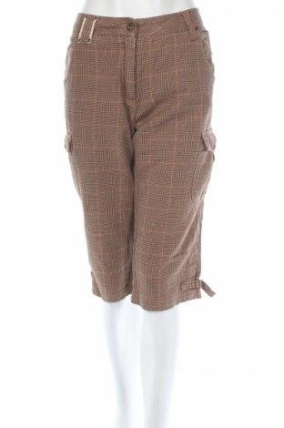 Дамски панталон Cecil, Размер L, Цвят Бежов, Памук, Цена 6,58лв.