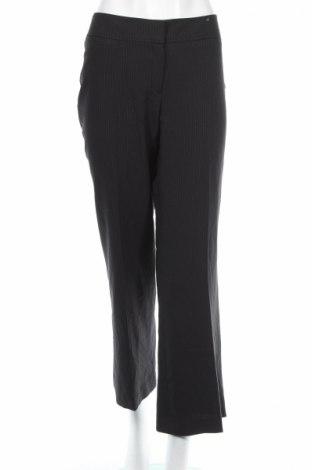 Дамски панталон F&F, Размер M, Цвят Черен, 84% полиестер, 16% вискоза, Цена 7,59лв.