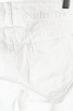 Дамски панталон Ki6? Who Are You?, Размер XS, Цвят Бял, Памук, Цена 64,50лв.