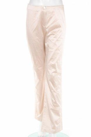 Γυναικείο παντελόνι Monica Magni, Μέγεθος M, Χρώμα Ρόζ , 57% ασετάτ, 35% πολυαμίδη, 8% ελαστάνη, Τιμή 5,09€