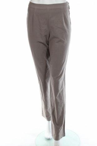 Дамски панталон PLOUMANAC'H, Размер M, Цвят Сив, 97% памук, 3% еластан, Цена 11,57лв.