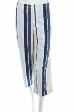 Дамски панталон PLOUMANAC'H, Размер M, Цвят Многоцветен, Памук, Цена 16,12лв.