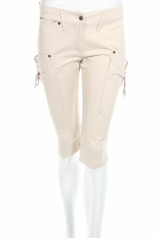 Дамски панталон Stratt, Размер M, Цвят Бежов, Цена 11,56лв.