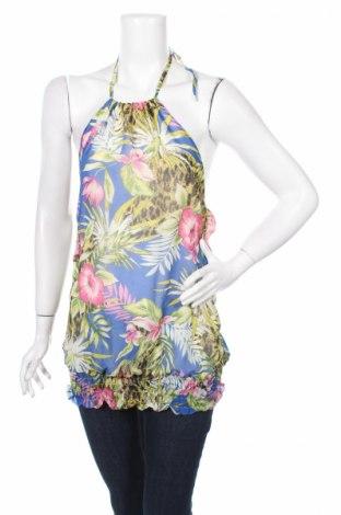 Γυναικείο αμάνικο μπλουζάκι Bodyflirt, Μέγεθος XS, Χρώμα Πολύχρωμο, Πολυεστέρας, Τιμή 1,63€