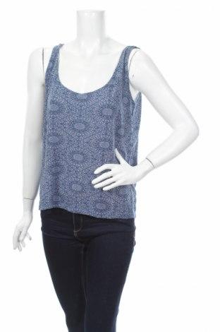 Γυναικείο αμάνικο μπλουζάκι Bodyflirt, Μέγεθος S, Χρώμα Μπλέ, Βισκόζη, Τιμή 1,59€