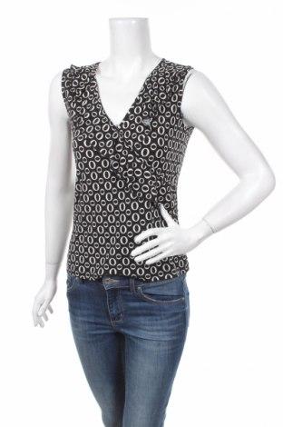 Γυναικείο αμάνικο μπλουζάκι Carole Little, Μέγεθος S, Χρώμα Μαύρο, 92% πολυεστέρας, 8% ελαστάνη, Τιμή 3,34€