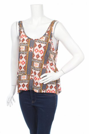 Дамски потник H&M Conscious Collection, Размер M, Цвят Многоцветен, 100% полиестер, Цена 6,83лв.