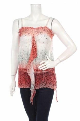 Γυναικείο αμάνικο μπλουζάκι Nts, Μέγεθος S, Χρώμα Πολύχρωμο, Πολυαμίδη, Τιμή 2,97€
