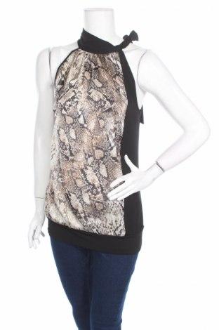Γυναικείο αμάνικο μπλουζάκι Nuna Lie, Μέγεθος M, Χρώμα Πολύχρωμο, 100% πολυεστέρας, Τιμή 2,78€