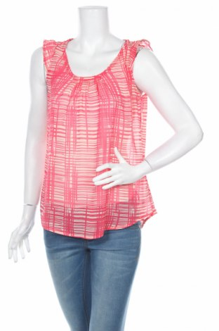 Γυναικείο αμάνικο μπλουζάκι Soya Concept, Μέγεθος S, Χρώμα Λευκό, Πολυεστέρας, Τιμή 3,74€