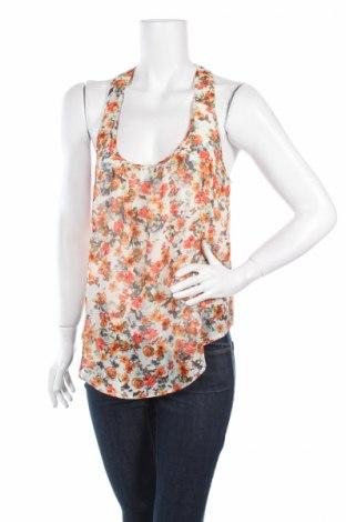 Γυναικείο αμάνικο μπλουζάκι U2B, Μέγεθος M, Χρώμα Πολύχρωμο, Πολυεστέρας, Τιμή 3,16€
