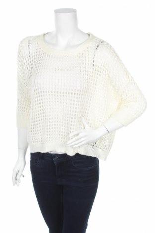 Дамски пуловер Laura Scott, Размер L, Цвят Бял, Цена 7,77лв.