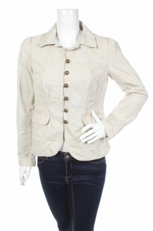 Γυναικείο μπουφάν Promiss, Μέγεθος M, Χρώμα  Μπέζ, Βαμβάκι, Τιμή 3,71€