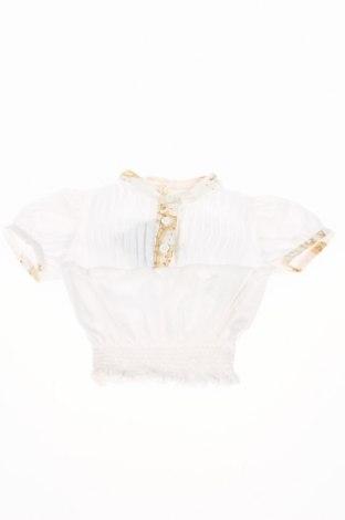 Bluză de copii Alviero Martini, Mărime 6-9m/ 68-74 cm, Culoare Ecru, 100% bumbac, Preț 120,49 Lei