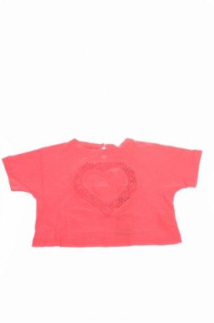 Детска блуза European Culture, Размер 18-24m/ 86-98 см, Цвят Розов, 100% памук, Цена 7,40лв.