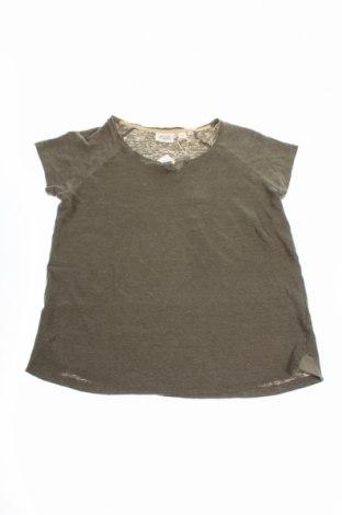Παιδική μπλούζα Hartford, Μέγεθος 11-12y/ 152-158 εκ., Χρώμα Πράσινο, 100% λινό, Τιμή 22,04€