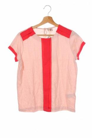 Детска блуза Ki6? Pretty, Размер 13-14y/ 164-168 см, Цвят Бежов, 50% памук, 50% модал, Цена 30,10лв.