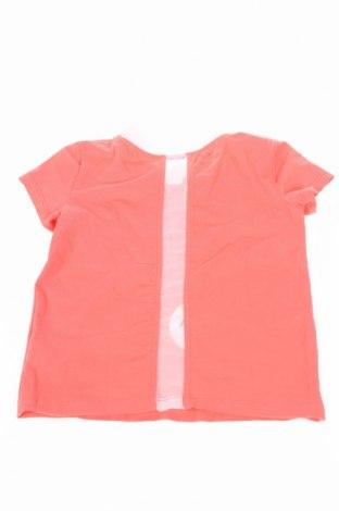 Детска блуза Parrot, Размер 5-6y/ 116-122 см, Цвят Розов, Полиестер, Цена 64,50лв.