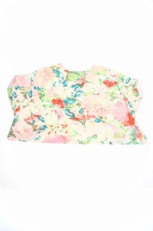 Bluză de copii Roberto Cavalli, Mărime 6-7y/ 122-128 cm, Culoare Multicolor, 96% bumbac, 4% elastan, Preț 102,96 Lei