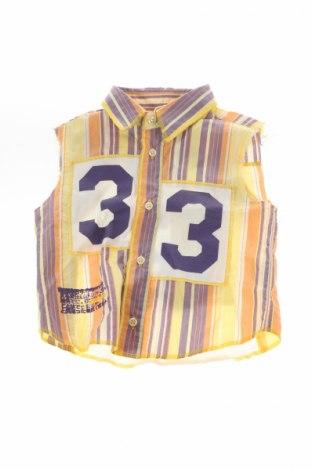 Παιδικό πουκάμισο Microbe, Μέγεθος 3-6m/ 62-68 εκ., Χρώμα Πολύχρωμο, Βαμβάκι, Τιμή 4,55€