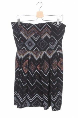 Παιδικό φόρεμα No Boundaries, Μέγεθος 15-18y/ 170-176 εκ., Χρώμα Πολύχρωμο, 92% πολυεστέρας, 8% ελαστάνη, Τιμή 5,72€