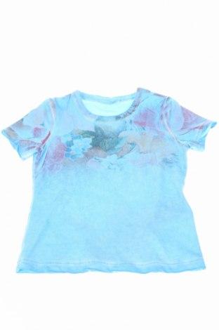 Детска тениска Eddie Pen, Размер 3-4y/ 104-110 см, Цвят Син, 92% памук, 8% еластан, Цена 38,70лв.
