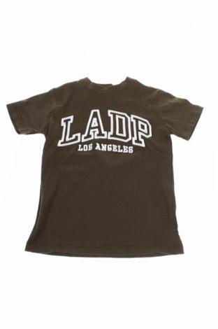 Tricou de copii Ladp, Mărime 18-24m/ 86-98 cm, Culoare Verde, Bumbac, Preț 52,34 Lei