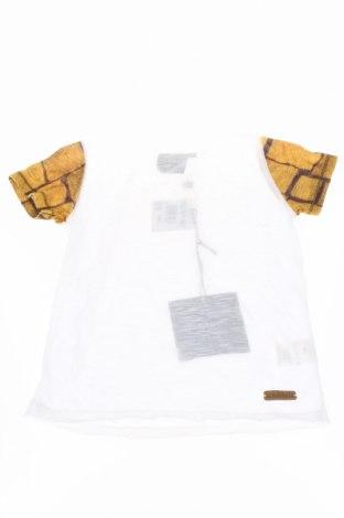 Παιδικό μπλουζάκι Le Farfalle, Μέγεθος 5-6y/ 116-122 εκ., Χρώμα Λευκό, Πολυεστέρας, Τιμή 2,27€