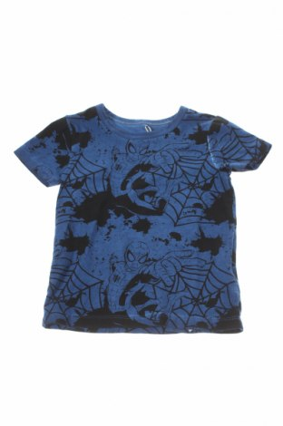 Detské tričko Name It, Veľkosť 12-18m/ 80-86 cm, Farba Modrá, 95% bavlna, 5% elastan, Cena  4,69€