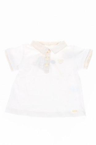 Detské tričko Nanan, Veľkosť 6-9m/ 68-74 cm, Farba Žltá, 96% bavlna, 4% elastan, Cena  9,74€