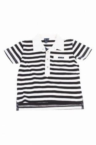 Детска тениска U+É, Размер 6-9m/ 68-74 см, Цвят Бял, 90% памук, 10% еластан, Цена 19,60лв.