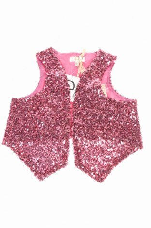 Dětská vesta  Microbe, Rozměr 2-3y/ 98-104 cm, Barva Růžová, 100% polyester, Cena  150,00Kč