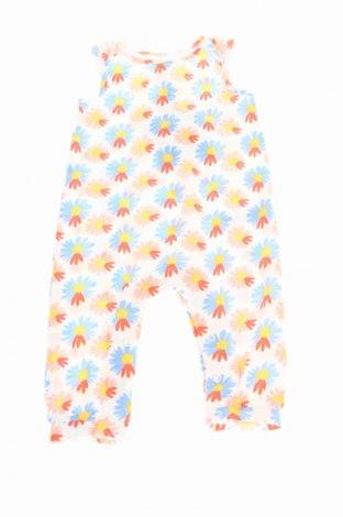 Salopetă pentru copii. Margherita, Mărime 6-9m/ 68-74 cm, Culoare Multicolor, 95% bumbac, 5% elastan, Preț 67,78 Lei