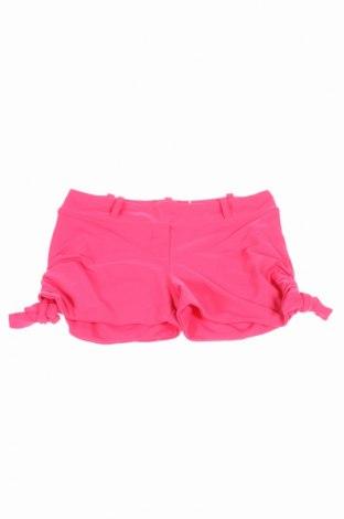 Pantaloni scurți de copii Fisichino, Mărime 6-7y/ 122-128 cm, Culoare Roz, 90% poliamidă, 10% elastan, Preț 105,56 Lei
