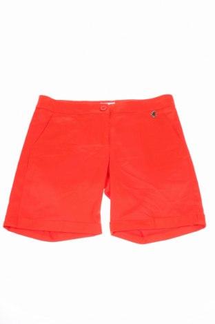 Pantaloni scurți de copii L:U L:U By Miss Grant, Mărime 7-8y/ 128-134 cm, Culoare Roșu, 97% bumbac, 3% elastan, Preț 50,12 Lei