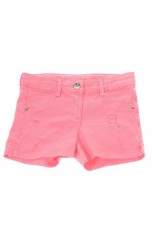 Pantaloni scurți de copii L:U L:U By Miss Grant, Mărime 5-6y/ 116-122 cm, Culoare Roz, 97% bumbac, 3% elastan, Preț 76,91 Lei