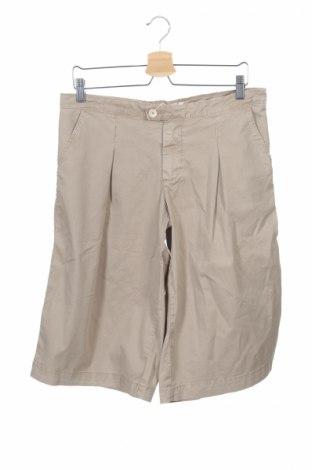 Pantaloni scurți de copii Mademoiselle V., Mărime 15-18y/ 170-176 cm, Culoare Bej, 98% bumbac, 2% elastan, Preț 58,77 Lei