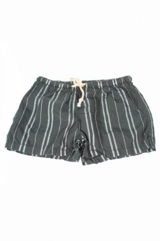 Pantaloni scurți de copii Mosaique, Mărime 11-12y/ 152-158 cm, Culoare Gri, Poliester, Preț 67,41 Lei
