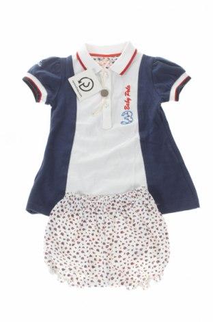 Detský komplet  La Martina, Veľkosť 12-18m/ 80-86 cm, Farba Modrá, 95% bavlna, 5% elastan, Cena  15,65€