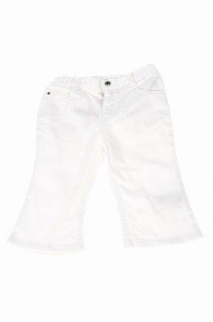 Pantaloni de copii I Pinco Pallino, Mărime 6-9m/ 68-74 cm, Culoare Alb, Preț 91,98 Lei