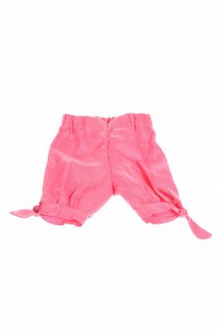 Pantaloni scurți de copii La stupenderia, Mărime 6-9m/ 68-74 cm, Culoare Roz, In, Preț 76,05 Lei