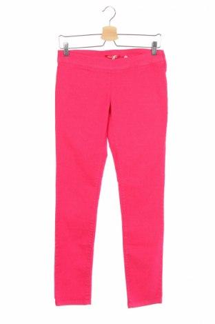 Dziecięce spodnie Liu Jo, Rozmiar 15-18y/ 170-176 cm, Kolor Różowy, 72% bawełna, 26% poliester, 2% elastyna, Cena 58,18zł