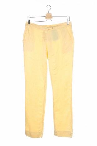 Detské nohavice  Manila Grace, Veľkosť 14-15y/ 168-170 cm, Farba Žltá, 60% bavlna, 40% hodváb , Cena  24,59€
