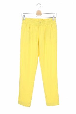 Detské nohavice  Max & Lola, Veľkosť 13-14y/ 164-168 cm, Farba Žltá, 83% acetát, 17% viskóza, Cena  13,89€